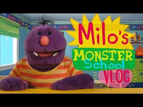 Welcome to Milo's Monster School Vlog!
