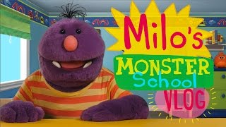 Repeat youtube video Welcome to Milo's Monster School Vlog!