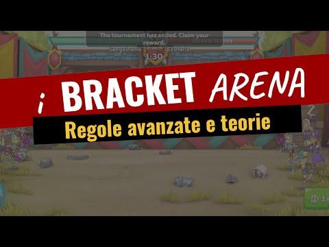 [Hustle Castle] Bracket Arena - Regole Avanzate