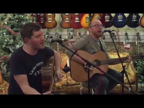 The Menzingers Acoustic - Russo Music - Asbury Park, NJ (full performance)
