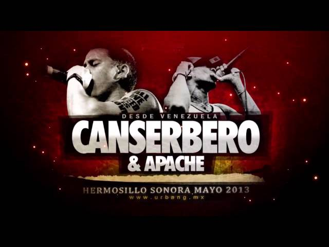 CANCERBERO Y APACHE en HERMOSILLO Videos De Viajes