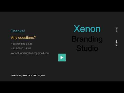 Xenon Branding Studio