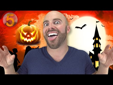 CREEPY HALLOWEEN Facts You Never Knew! - Facts in 5