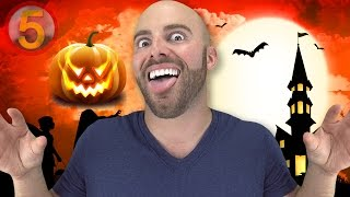 CREEPY HALLOWEEN Facts You Never Knew!-Facts in 5