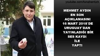 Çiftlik Bank Yüzünden Başı Derde girenler   Mehmet Aydın`ın Ses Kaydı   Çiftlikbank  Son Haberler