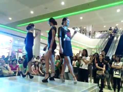 World Of Women Fashion Show SM City San Mateo Part 2