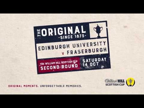 Edinburgh University 0-2 Fraserburgh | William Hill Scottish Cup 2017-18 – Second Round