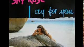 Shy Rose - I Cry For You By ®VicMan®