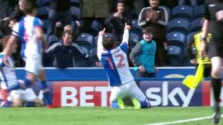 Highlights: Blackburn Rovers 1 Aston Villa 0