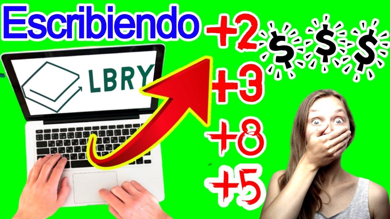 📗 LBRY Ganar Dinero En Internet Escribiendo Artículos De Texto || Tutorial