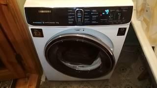 обзор стиральной машины Samsung WW70K62E69W