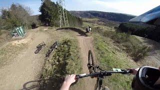 Malmedy Bikepark - Ferme Libert 2017