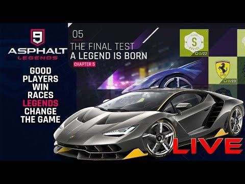 Asphalt 9 Gameplay PC: Career-American Autos, Unlocking Dodge Viper ACR Multiplayer, Events And More