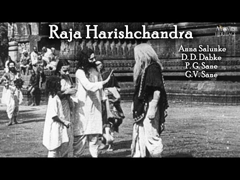 RAJA HARISHCHANDRA (1913) Full Movie | Classic Hindi Films by MOVIES HERITAGE
