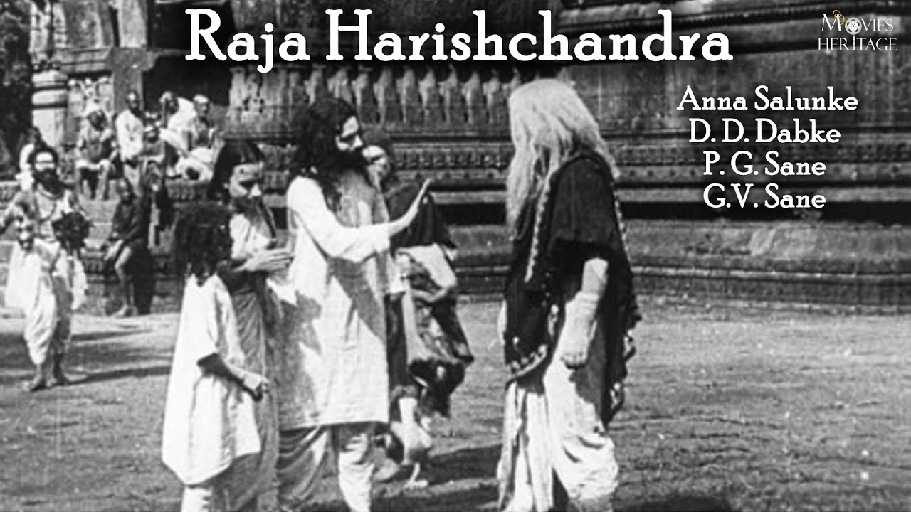 RAJA HARISHCHANDRA (1913) Full Movie | Classic Hindi Films by ...
