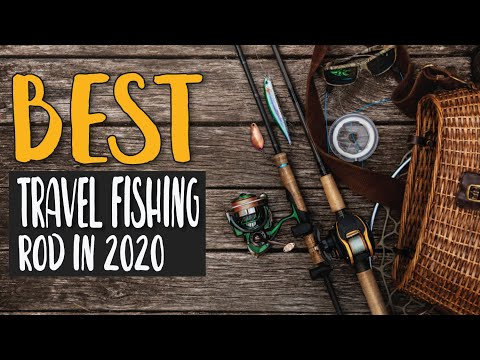 Best Travel Fishing Rod In 2020 – Choose The Most Affordable One!