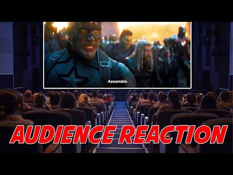 Avengers Endgame Ending | Audience Reaction
