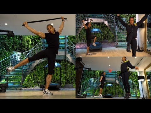 Jump Rope Workout with Personal Trainer Joshua Holland