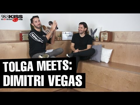 """Interview DIMITRI VEGAS: """"My parents were disappointed..."""""""