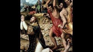 Viernes 26 Diciembre 2014-Fiesta de San Esteban, primer mártir-
