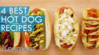 Hot Dog Recipes and Topping Ideas from Across America | Kenmore