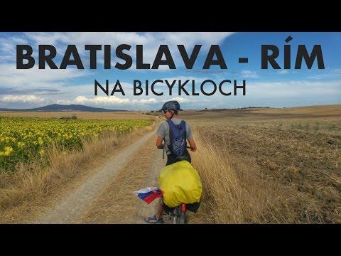 HorSa Do Ríma: Bratislava - Rím Na Bicykloch