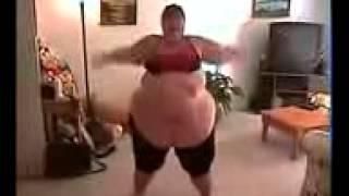 Забавные Смешные танцы толстых людей Приколы