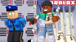 WORST CRIMINAL IN ROBLOX! (Cops & Robbers)