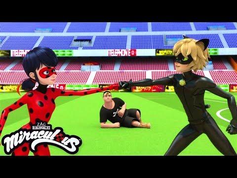 Miraculous Ladybug (English dub) Episode 25  - Stoneheart