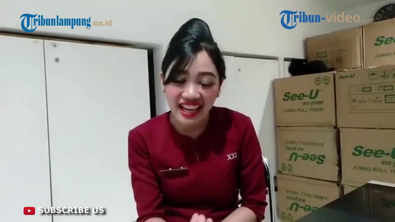 Gagal Jadi Pramugari Anne Tya Suryani Sukses Menjabat Chief Guide Xxi Boemi Kedaton Youtube