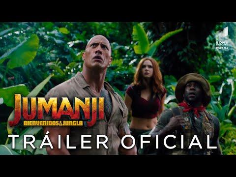 JUMANJI: BIENVENIDOS A LA JUNGLA. Tráiler Oficial #2 HD en español. En cines 22 de diciembre.