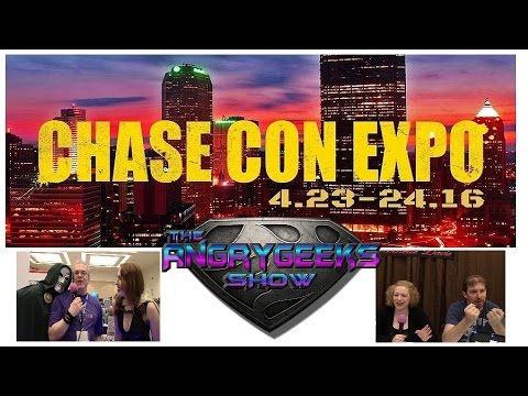 Chase Con Expo 2016 The Angrygeeks