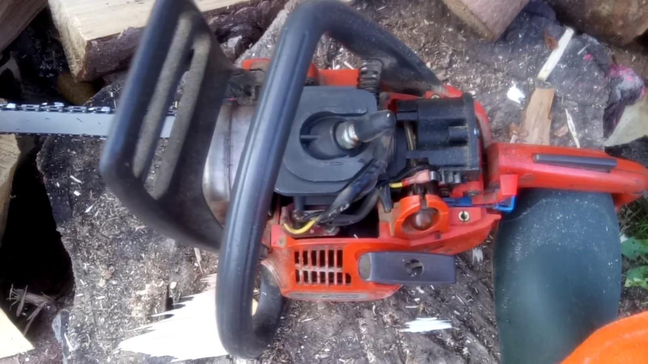 Chainsaw Husqvarna 236 - New Replica cylinder from Aliexpress