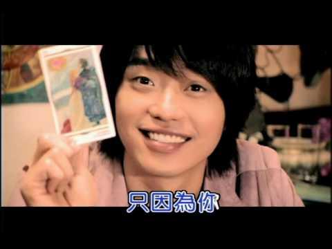 張棟樑 Nicholas Teo - 只因為你 Because of You (官方完整KARAOKE版MV)
