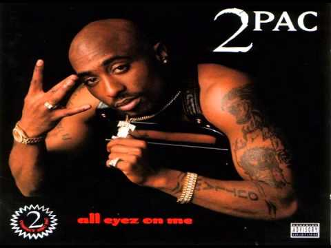 2Pac - Can't C Me [All Eyez On Me]