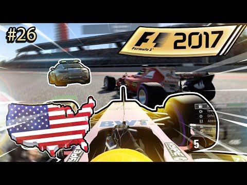 Ein seltenes Safety Car erscheint 😦 | F1 2017 #26 mit PietSmiet und Dhalu | USA #1