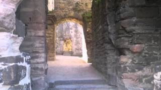 Twiggy Paranormal History 2 - Conwy Castle History & Street Ghost