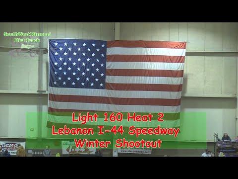 Light 160 Heat 2  I 44 Speedway Winter Shootout 1 20 2018