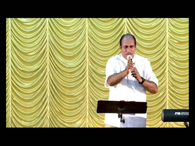 Br.Ani George - Jesus Voice 02.09.2016 Night