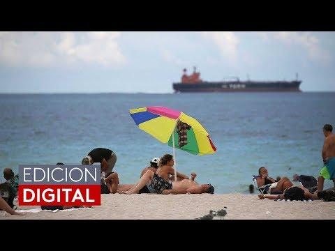 El cierre de las playas de Miami Beach por inseguridad genera opiniones a favor y en contra