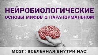 Александр Панчин «Нейробиологические основы мифов о паранормальном» с картинками