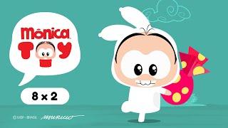 Mónica Toy |  Conejos, conejitos y conejón (T08E02) 🐰