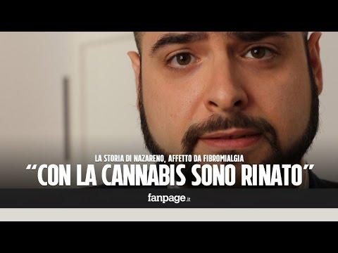 """Nazareno, affetto da fibromialgia: """"Rinato grazie alla cannabis, prima ero bloccato a letto"""""""