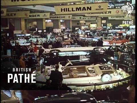 The Big Drive  Technicolor 1966