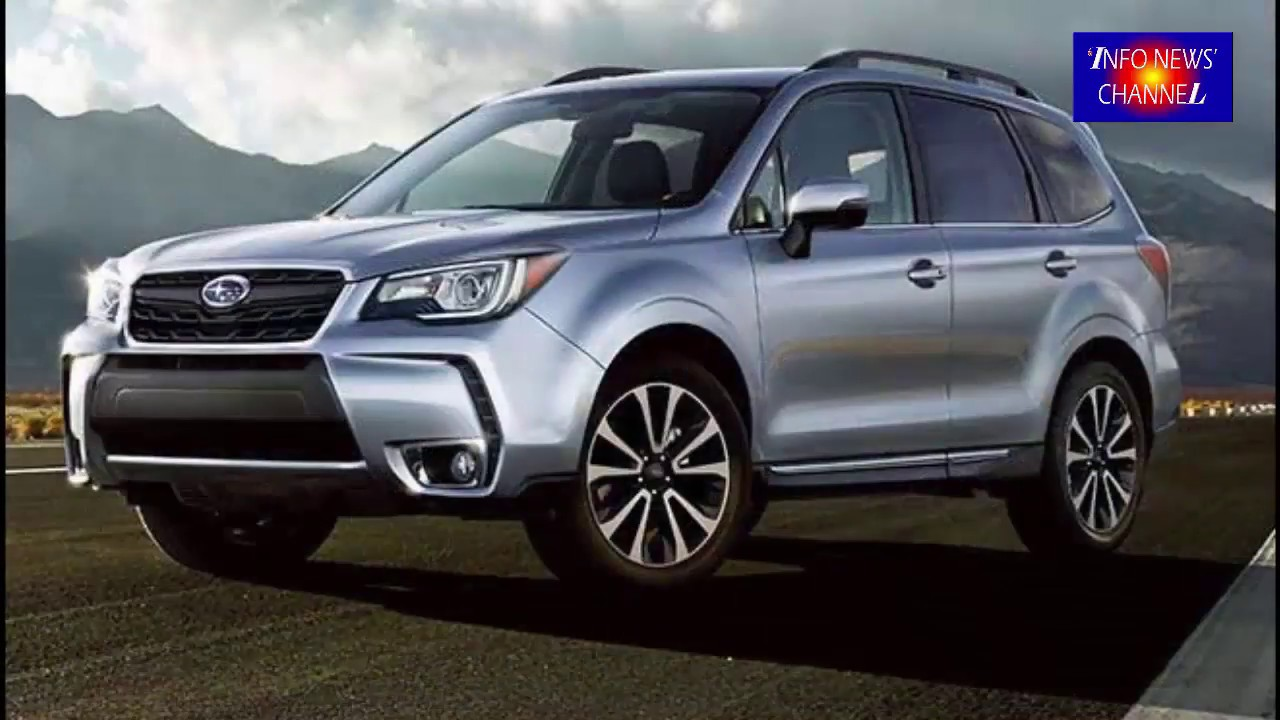 Subaru Forester 2018 Redesign