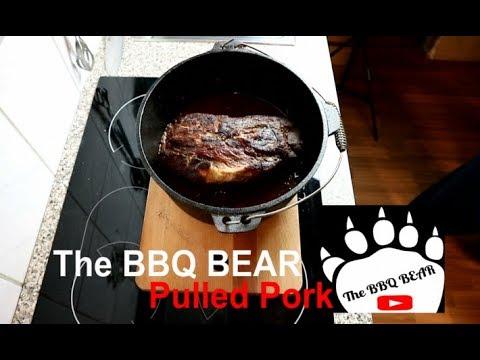 Pulled Pork Gasgrill Dutch Oven : Pulled pork aus dem dutch oven outdoor rezept the bbq bear #26