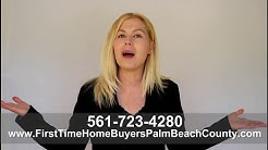 First Time Home Buyers in Palm Beach County, Fl