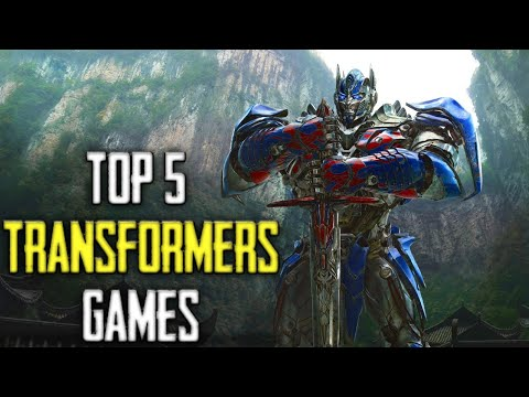 Top 5 Transformer Games For Android // Best Transformer Games