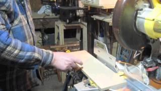 Wooden Camera Tripod