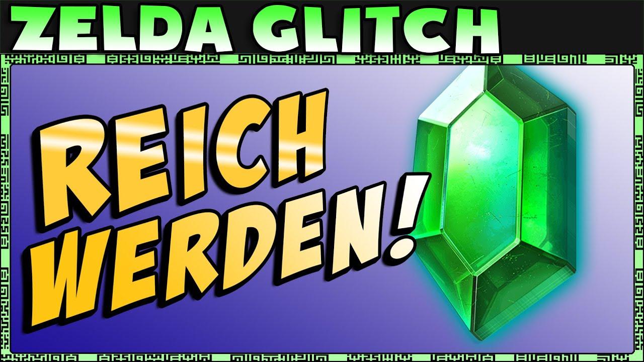 Zelda Breath of the Wild - Waffen Klonen + Rubine Glitch! 2020